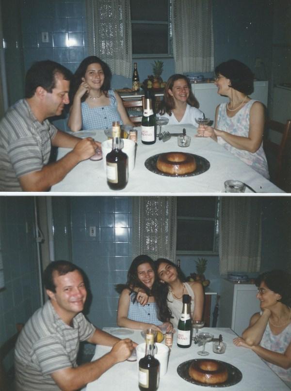 foto do pudim 1995